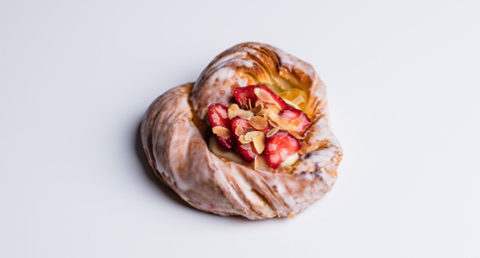 Chausson fraise