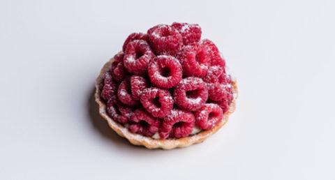 Tartelette Framboise