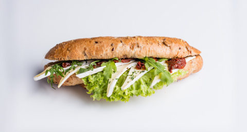 Sandwich au brie